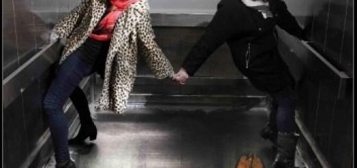 Illusione ottica ascensore