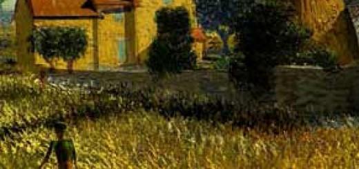 Quadri di Van Gogh animati