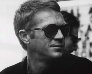 Steve McQueen Il re degli occhiali da sole