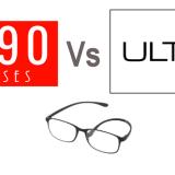 Occhiali in TR90 e in Ultem