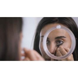 Lookover: Lente graduata da specchio per trucco