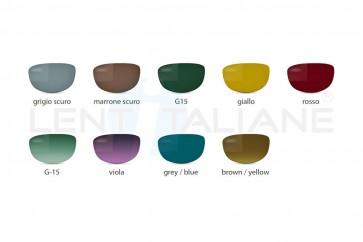 Filtri da Sole Polarizzati: tinta unita, sfumati e bicolore