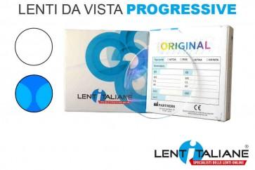 Il packaging delle lenti da vista progressiva per la protezione da luce blu