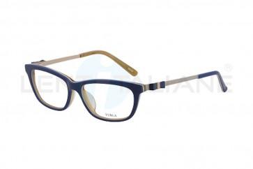 Montatura per occhiale da vista  Furla VU4803 0AL1