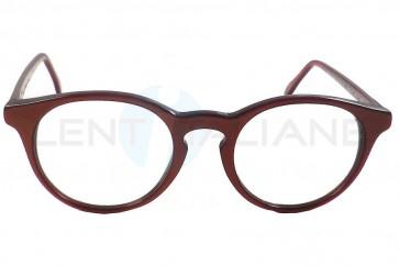 Montatura per occhiale da vista Lenti Italiane1412: frontale