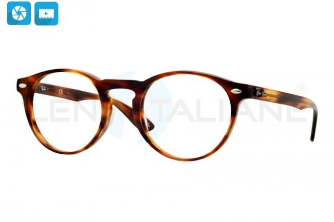 5981c81a81c Occhiale da Vista RAYBAN Modello RB 5283 2144 Havana