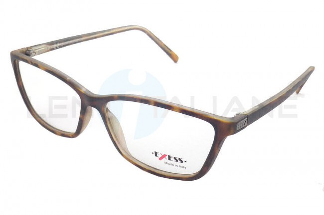 Da Exess Vista Ex350 Tartarugato Modello Occhiale Nero 9522 Eqdvwz