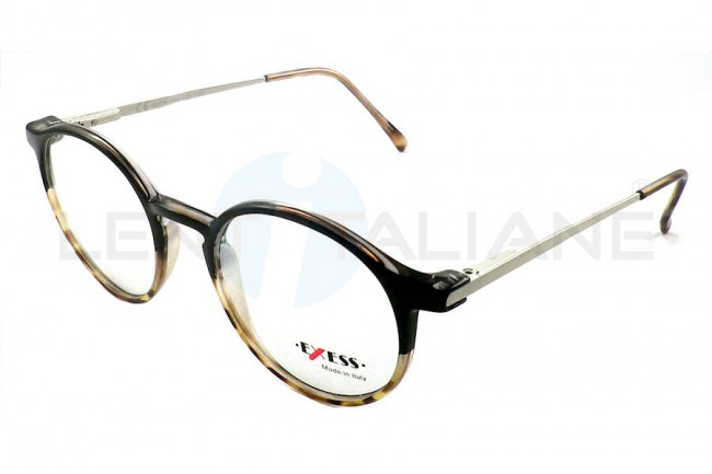 fbda062067d4 Occhiale da Vista Exess Modello EX356-A149 Nero Tartarugato