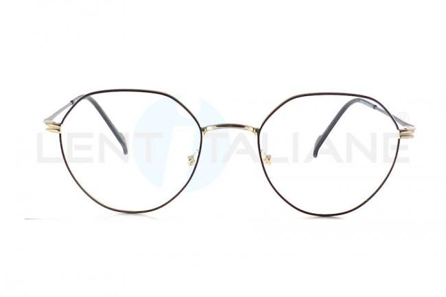 imbattuto x design moderno scegli genuino Montatura per occhiale da vista/sole in Titanio Mod. 3035 Logofree con  clipon