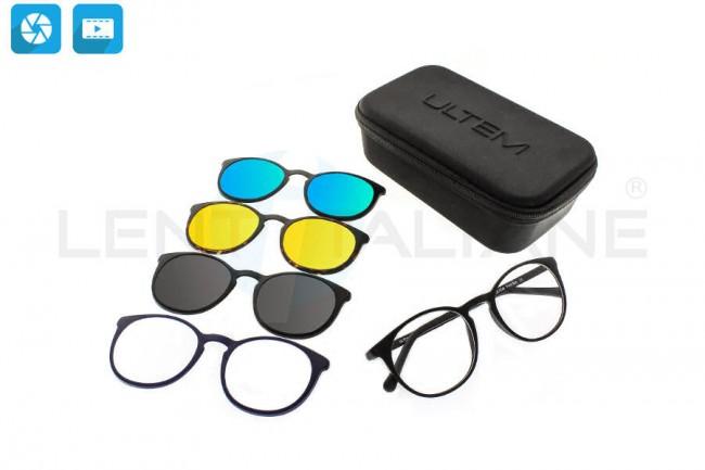 Montatura per occhiale da vistasole Ultem U 220