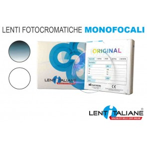 Lenti fotocromatiche: il packaging