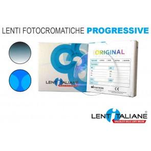 Il packaging delle lenti progressive fotocromatiche