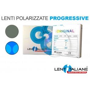 Il packaging delle lenti progressive polarizzate