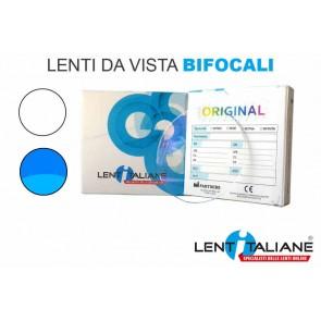 Il packaging delle lenti da vista bifocali