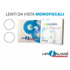 Il packaging delle lenti da vista per la protezione da luce blu