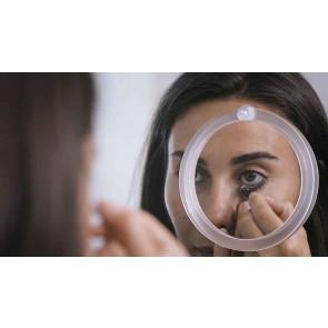Lookover: la lente da specchio per truccarsi in libertà