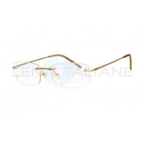 Occhiale da vista Richard Parker TT83 col 01 Oro