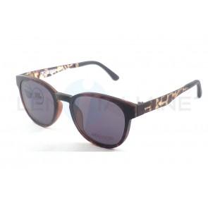 Occhiale da vista e da sole Ultem Pro CL90025 con clipon