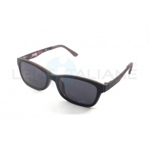 Occhiale da vista e da sole Ultem U-8010 clipo