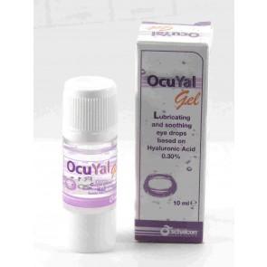 Gocce oculari Schalcon OcuYal Gel con acido iarulonico. Conf da 10ml