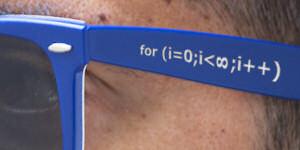 Occhiali personalizzati per programmatori