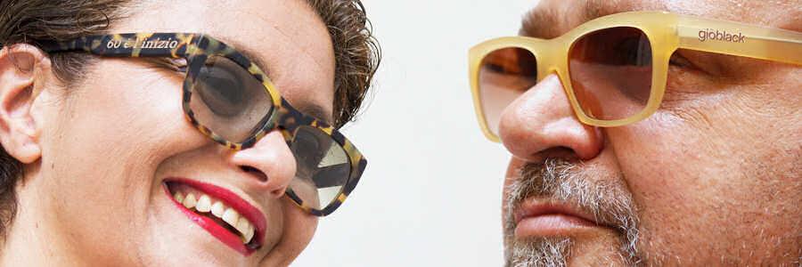 Puoi personalizzare il tuo occhiale con un nome di fantasia