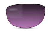 Filtro da sole Polarizzato Sfumato Viola