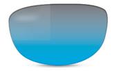 Filtro da sole Fashion Sfumato Grigio/Blu